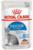 Royal Canin Indoor Sterilised (в соусе), 85 г