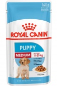 Royal Canin Puppy Medium, 100г (в соусе)