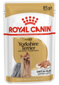 Royal Canin Yorkshire Terrier Adult, 85 г (паштет)