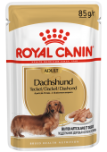 Royal Canin Dachshund Adult, 85 г (паштет)