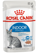 Royal Canin Indoor Sterilised (паштет), 85 г