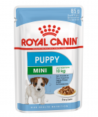 Royal Canin Puppy Mini, 85г (в соусе)