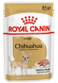Royal Canin Chihuahua Adult, 85 г (паштет)